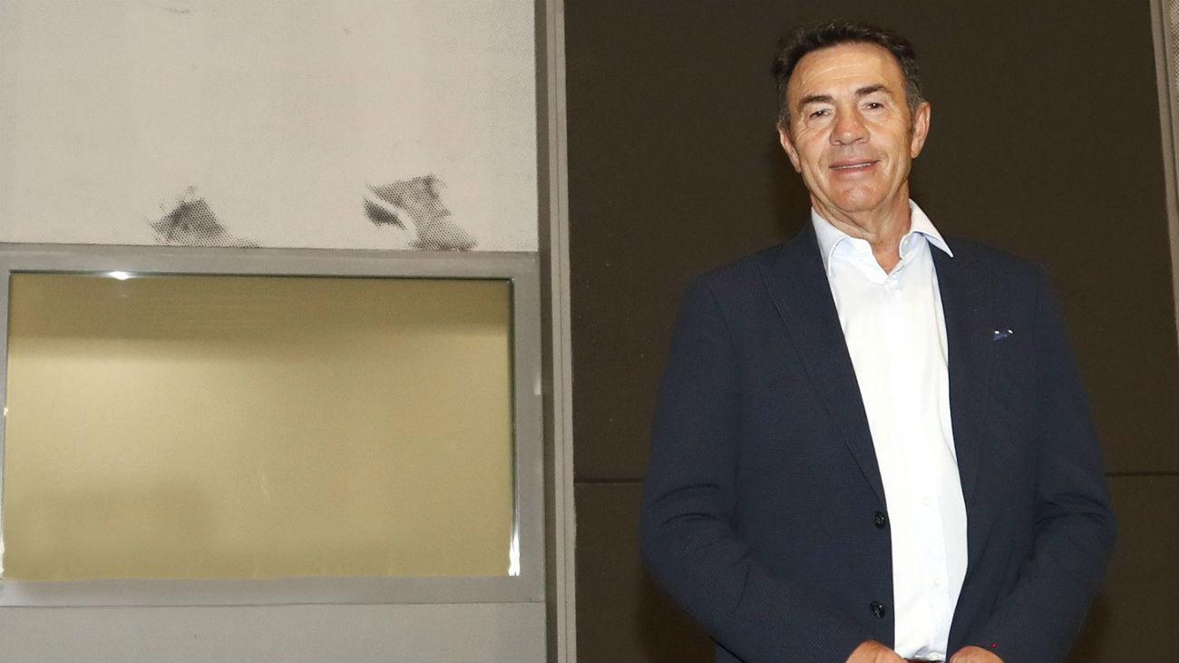 """Abel Resino: """"El derbi es una buena oportunidad para que el Atlético se reecuentre con la victoria"""""""