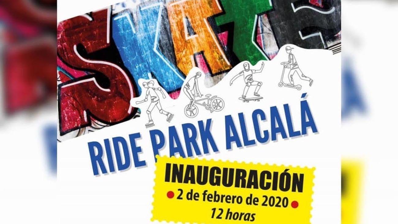 El nuevo 'Ride Park' se estrenará el domingo con una masterclass gratuita