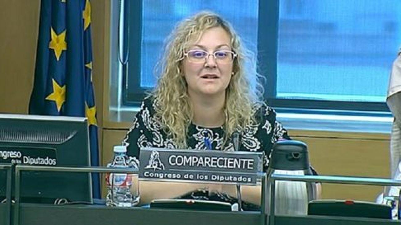 La expresidenta de la asociación Infancia Libre María Sevilla
