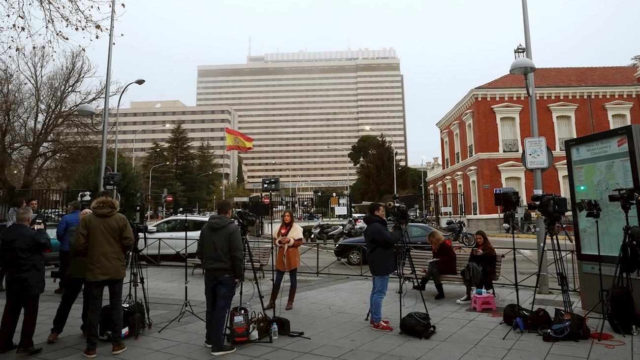 """CCOO denuncia """"descontrol"""", """"desinformación"""" y """"confusión"""" en el Gómez Ulla por el coronavirus"""