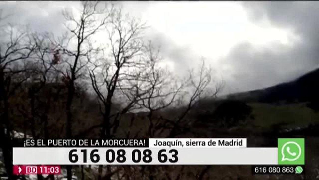 Buenos Días Madrid 31.01.2020 (10.30 - 11.30)