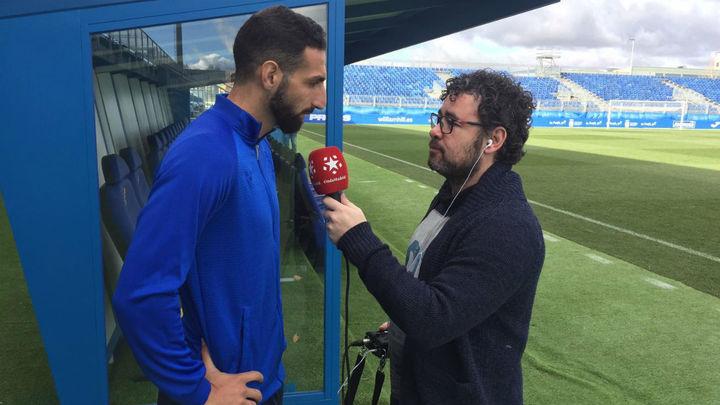 """José Rodríguez: """"Tengo mucha hambre y muchas ganas de sentirme de nuevo futbolista"""""""