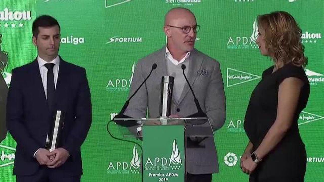 V Gala de Premios de la Asociación de la Prensa Deportiva de Madrid 2020