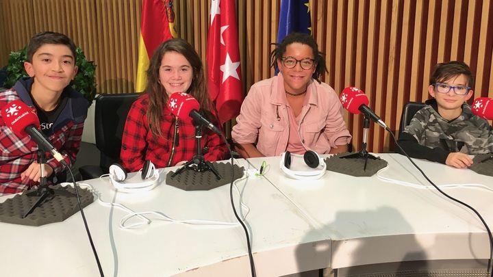 La Radio del Cole: Virgen del Carmen, Parla y Tierno Galván, Tres Cantos 01.02.2020