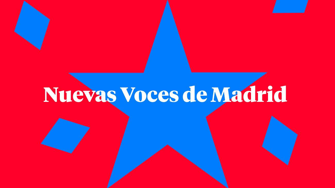 Concurso Nuevas voces de Madrid