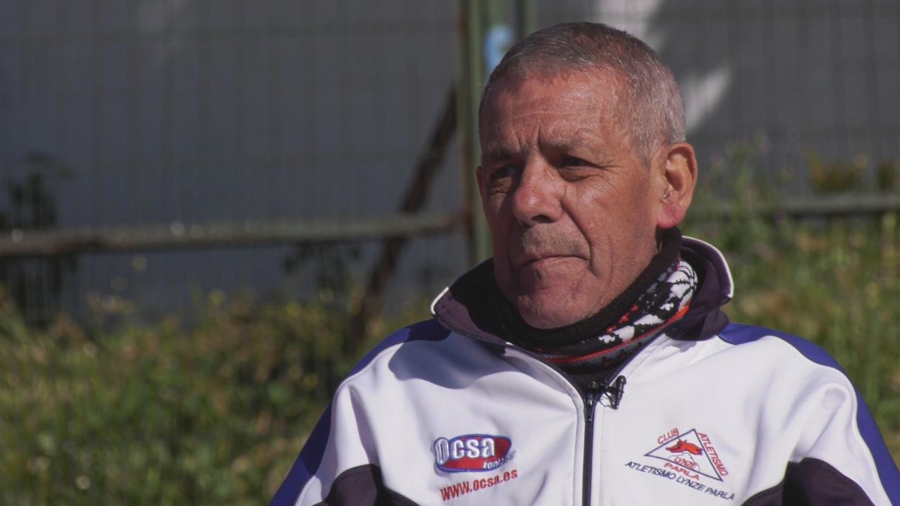 Gabriel Vadillo, más de 50 años corriendo
