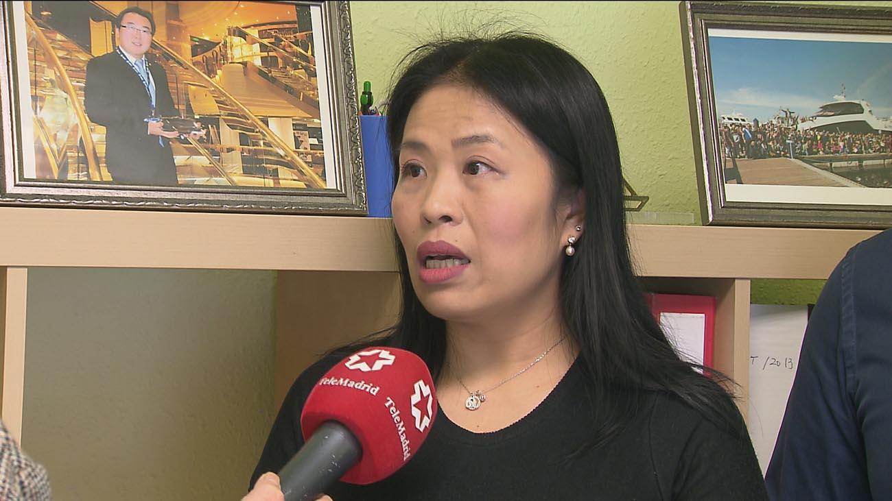 La preocupación de la comunidad china en Madrid por el coronavirus chino