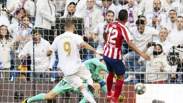 Así narró Carlos Rodríguez el gol de Benzema al Atlético