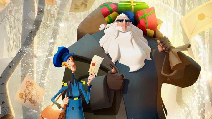 'Klaus', del español Sergio Pablos, Bafta a mejor película de animación