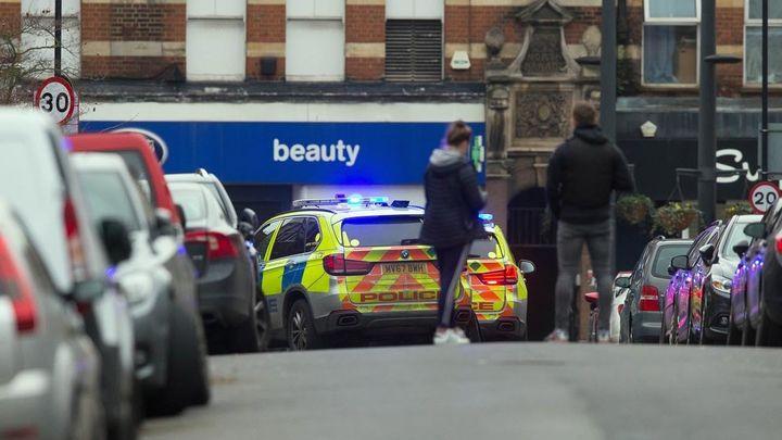 """Dos heridos en el """"incidente terrorista"""" en Londres"""