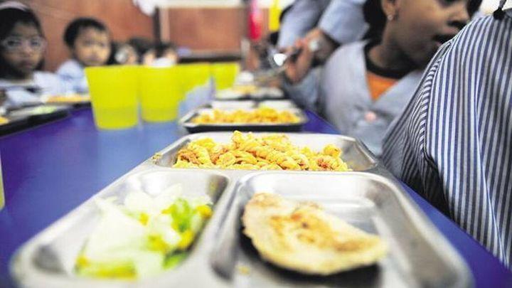 Los menús infantiles de Madrid incluirán fruta y verdura, según el Gobierno