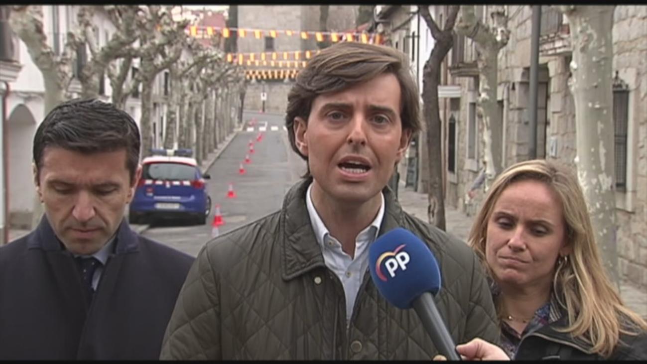 El PP vuelve a reclamar a Sánchez que suspenda su encuentro con Torra