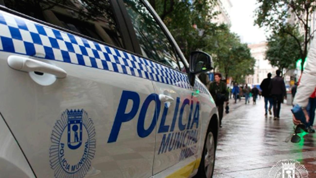 Un detenido en Puente de Vallecas con un botín de objetos robados
