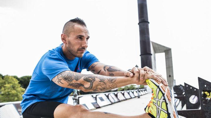 Juan Miguel Esteban, punto de partida en la cárcel y meta en el triatlón