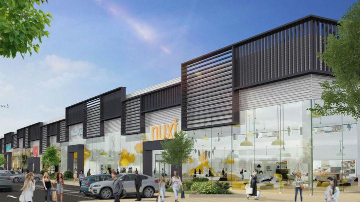 Álcora Plaza en Alcorcón se inaugurará en el primer semestre de este año
