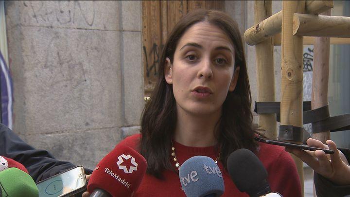 """Rita Maestre: """"No tiene sentido que Madrid entre en fase 1 cuando hemos sido epicentro y estamos peor que otros"""""""