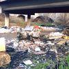 Denuncian vertidos en el río Guadarrama en Móstoles, Navalcarnero y Arroyomolinos