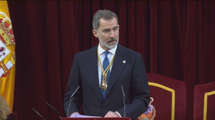 Felipe VI renuncia a la herencia de Don Juan Carlos y le retira su asignación presupuestaria