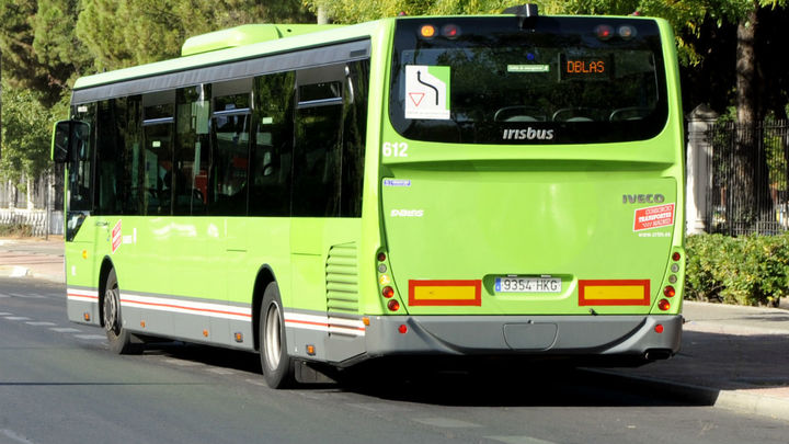 Un nuevo autobús interurbano unirá Navalcarnero con Madrid