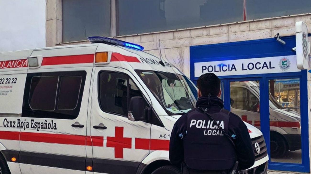 Detenidos en San Fernando de Henares dos okupas y un ladrón