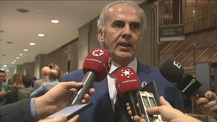 La Comunidad de Madrid  asegura que las UCI no están al límite