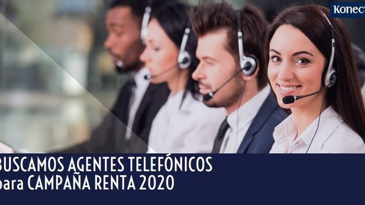 Oportunidad de trabajo para 600 personas en la campaña de la Renta