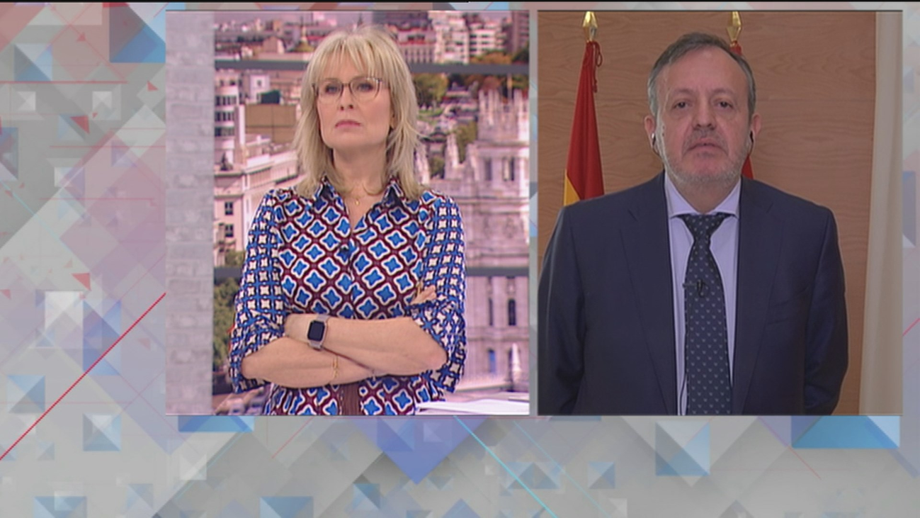 """Alberto Reyero: """"Estamos obligados a vigilar que la atención a nuestros mayores se realice correctamente"""""""