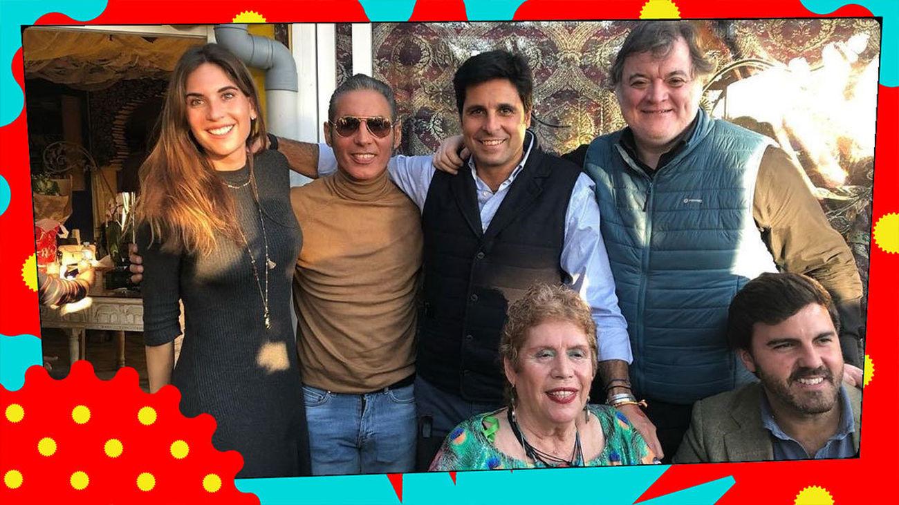 María Jiménez celebra la vida y su 70 cumpleaños