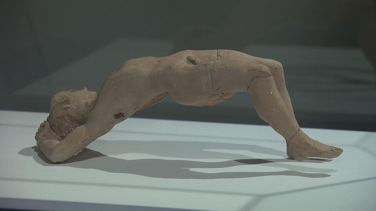 'Rodin, dibujos y recortes', las claves de su proceso creativo en la Fundación Canal