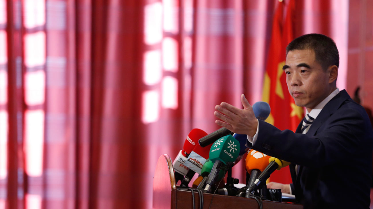 """La embajada de China emplaza a  no discriminar: """"El nuevo coronavirus no tiene pasaporte"""""""