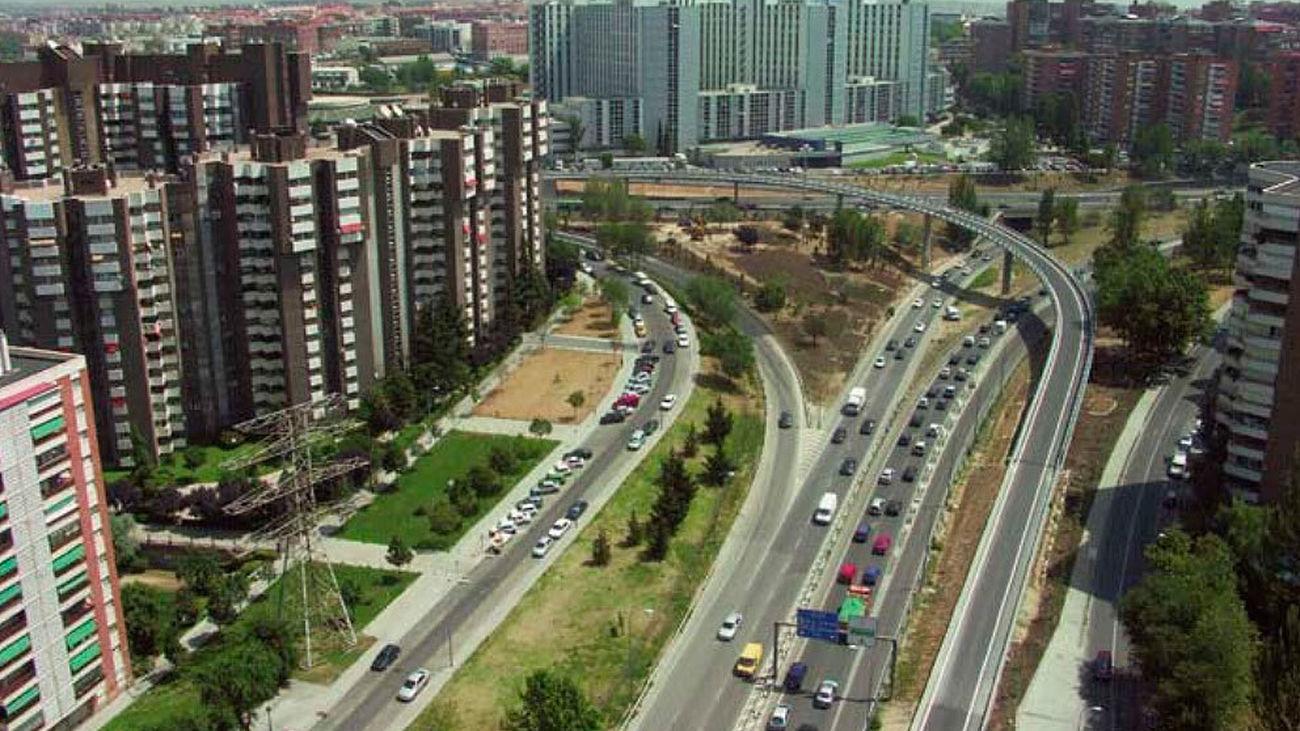 Madridreforestará la M-30, M-40 y M-50 como pantalla contra el ruido y la contaminación