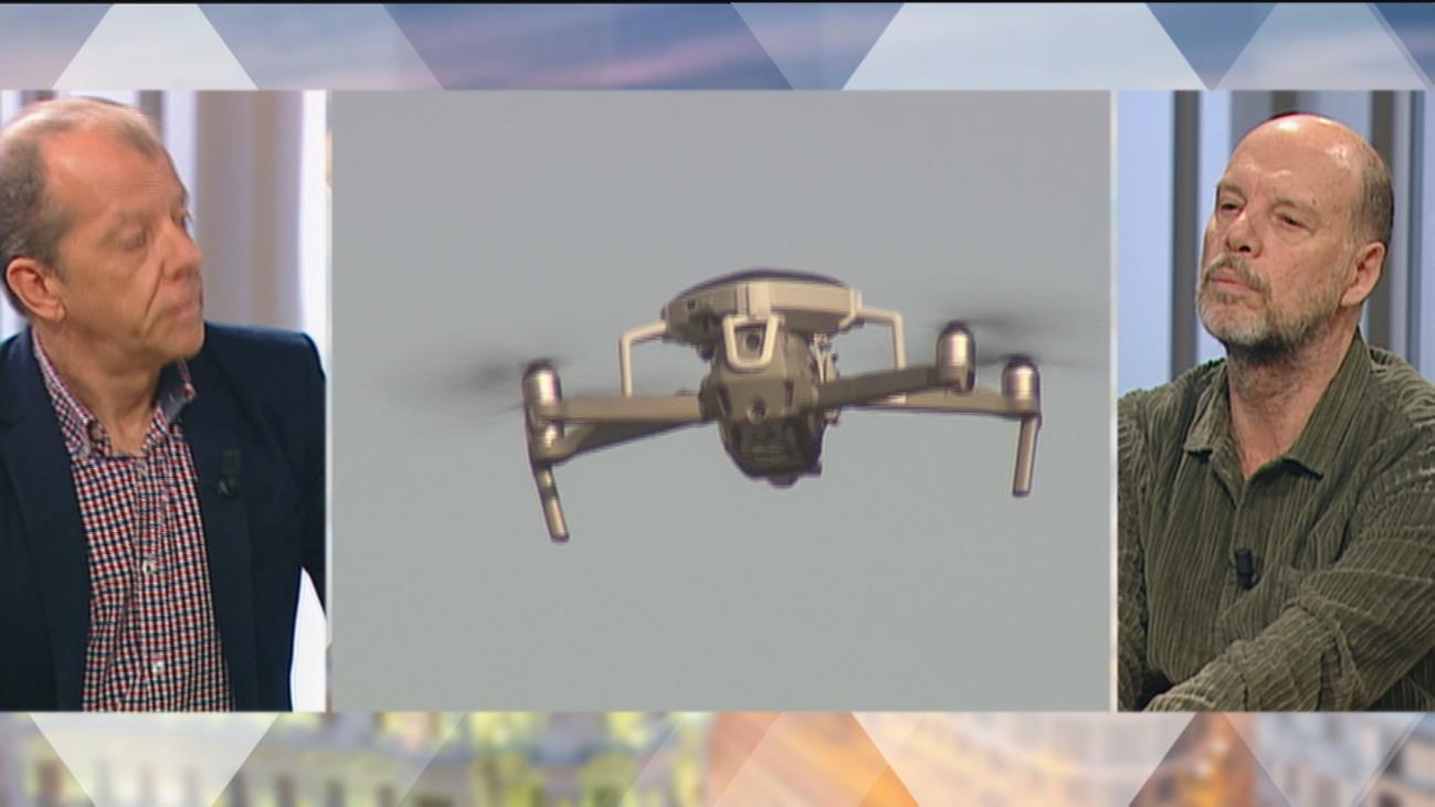 ¿Limitarías la venta de drones?