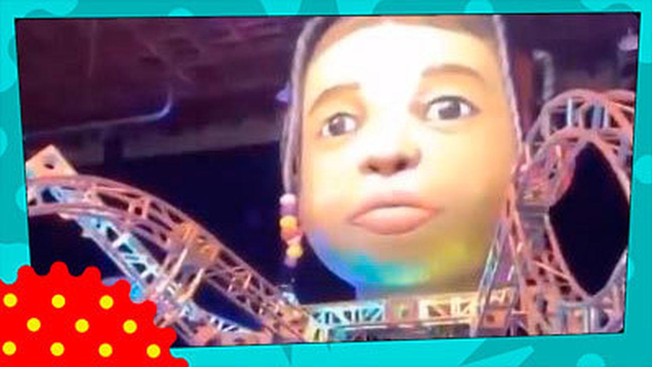 Atracciones y peluches con su cara, así ha sido el cumpleaños de Stormi, la hija de Kylie Jenner
