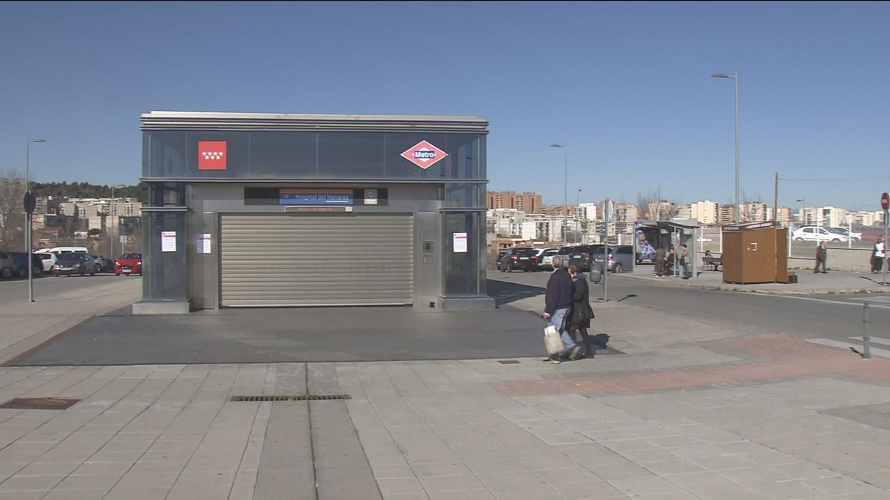 """Las obras en la estación Hospital del Henares serán """"largas y complejas"""""""