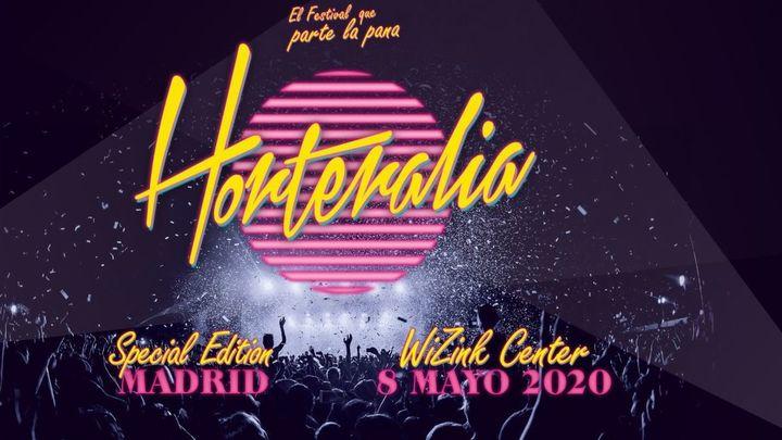 El festival Horteralia desembarca en Madrid