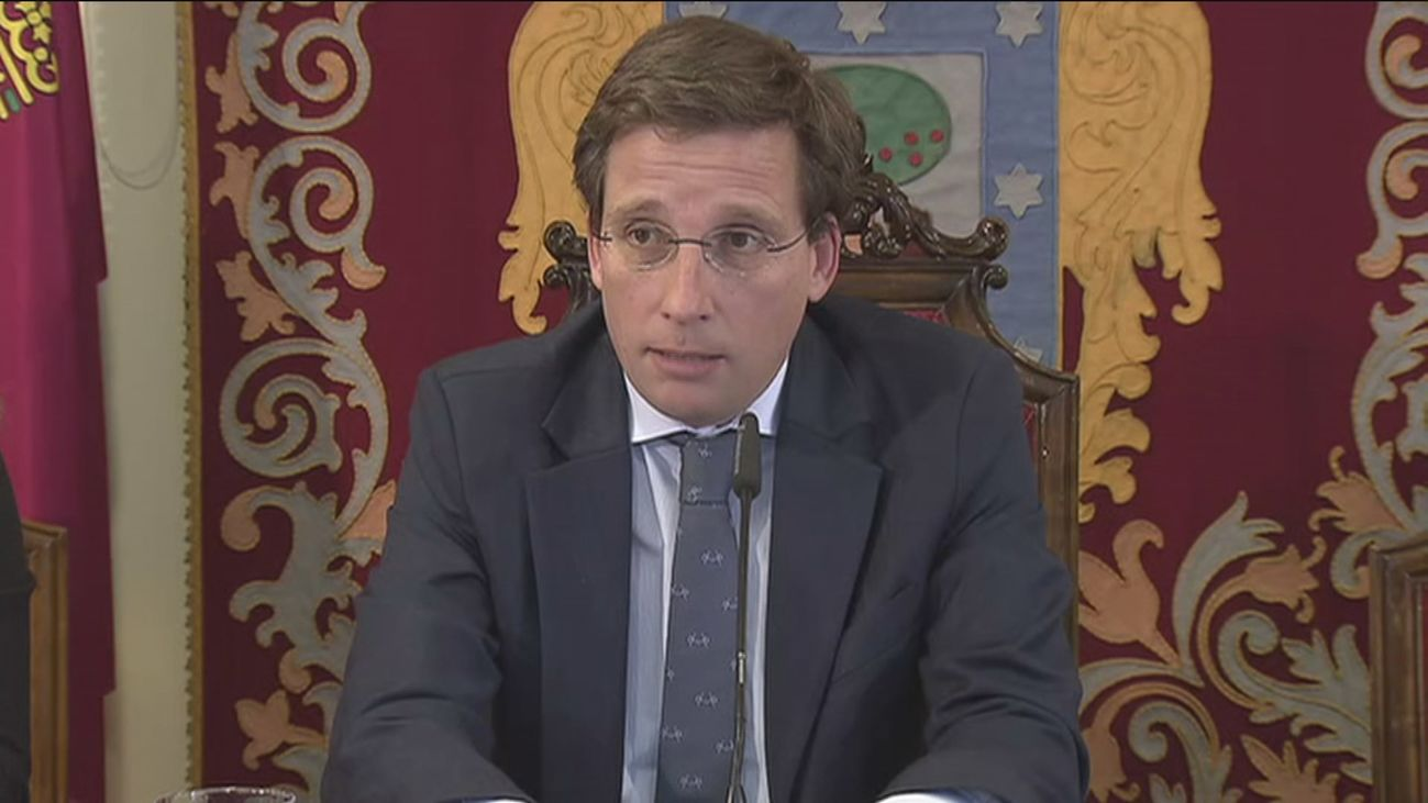 José Luis Martínez-Almeida