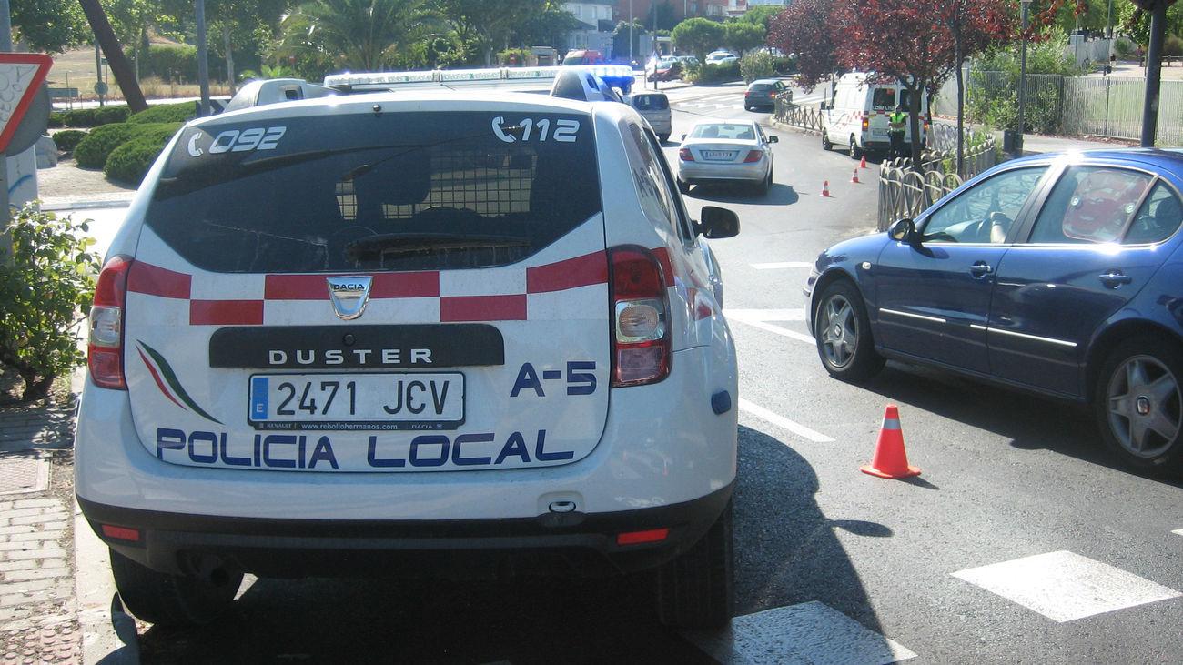 Policía Local de Coslada