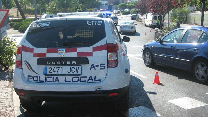 Policía Nacional y Local se unen en Coslada para controlar botellones, aglomeraciones y uso de mascarillas