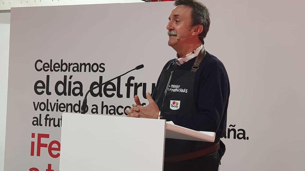 """Santi Rodriguez: """"En '7 vidas' no era el prototipo de buen frutero porque no daba un palo al agua"""""""
