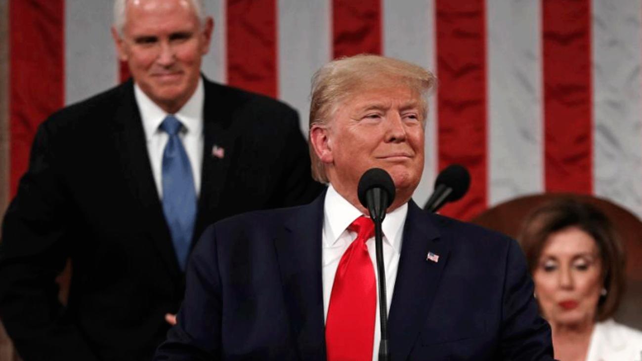 Trump fantasea con ser 'presidente para siempre' tras ser absuelto de abuso de poder
