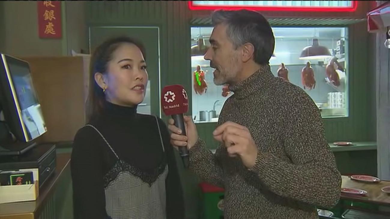 Los restaurantes chinos de Madrid se quejan de la falta de clientela por el temor infundado al coronavirus