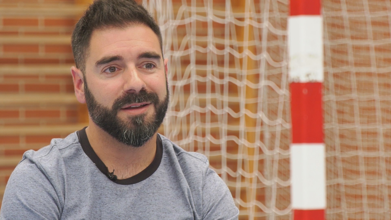 Andrés Parada, el deporte le preparó para la vida