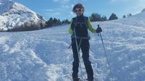 Mayte Minaya, invidente y alpinista