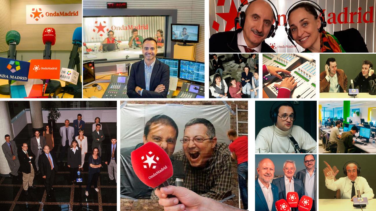 Onda Madrid, 35 años siendo la radio de todos los madrileños