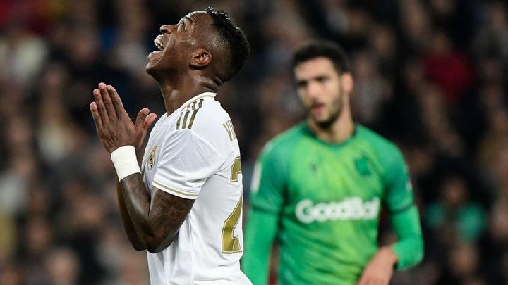 3-4. El Real Madrid, eliminado de la Copa por la Real Sociedad en un partido loco