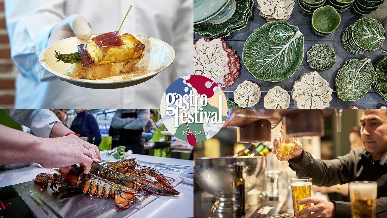 Las tradiciones y Galdós, ejes del Gastrofestival Madrid 2020
