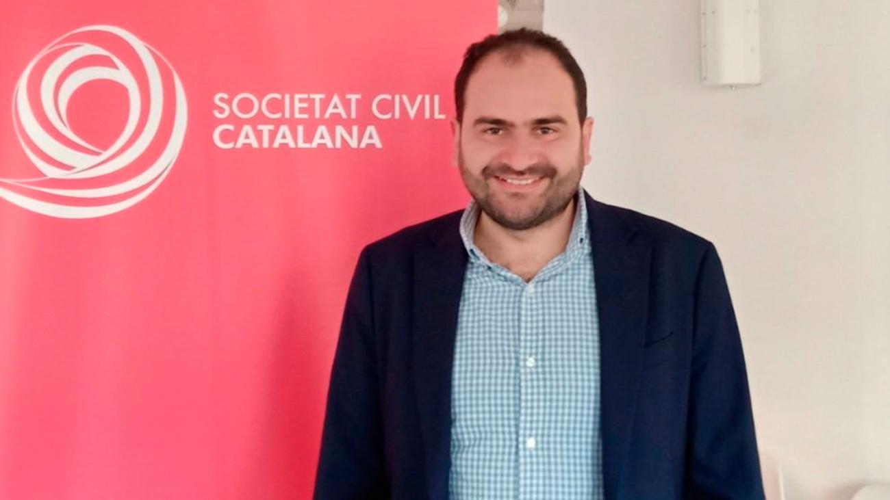 """Fernando Sánchez Costa: """"El constitucionalismo catalán es cada vez más fuerte, no somos invisibles"""""""