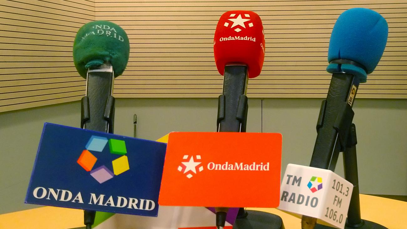 Onda Madrid, 35 años de identidad corporativa