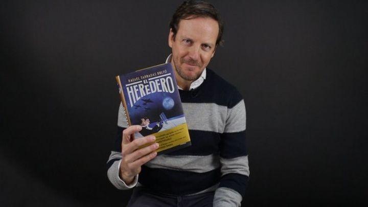 Rafael Tarradas nos presenta su primera novela 'El heredero'