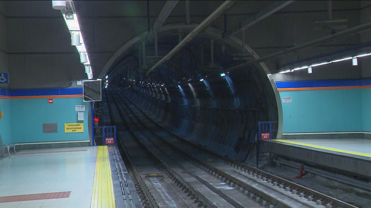 El Colegio de Geólogos alerta de la 'karstificación' de la línea 7b de Metro de Madrid